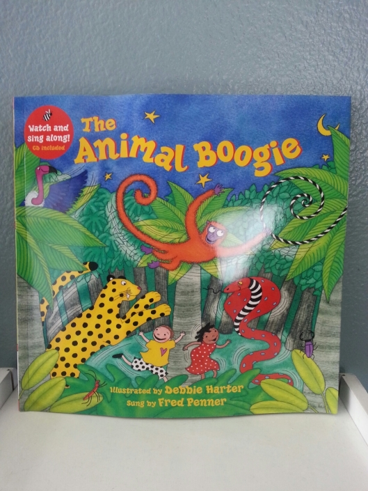 April Box animal boogie