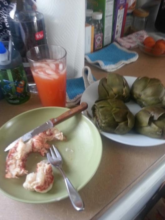 Dinner! :)