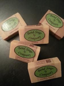 Goats soap