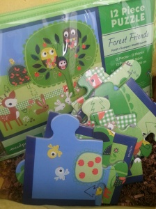 forest friends puzzle, CL June