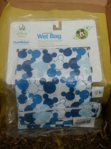 Mickey Wet Bag, CL June 2014