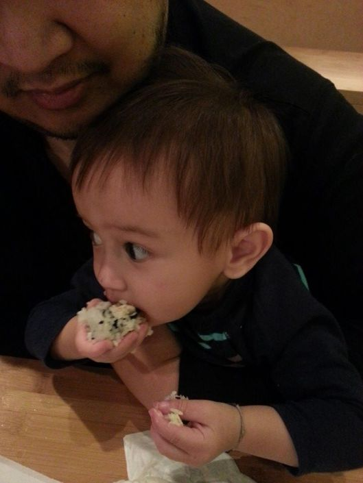 Kai First Sushi January 24 2014