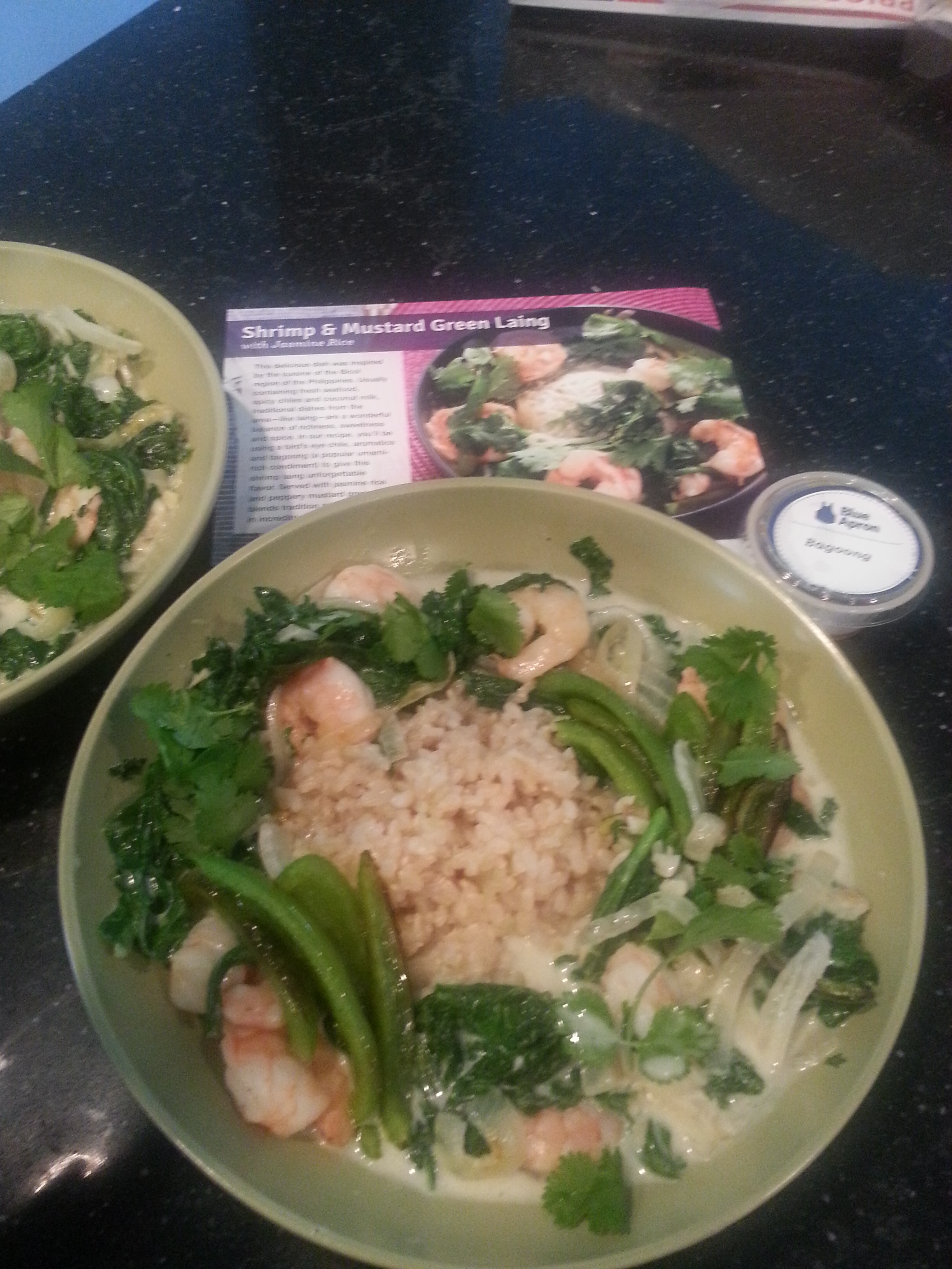 Blue apron late delivery