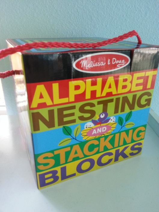 Dec 2014 Nesting Blocks