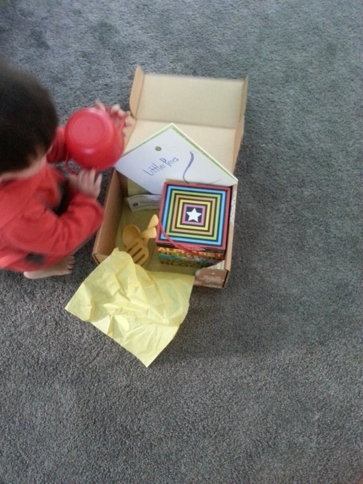 dec 2014 playing with box
