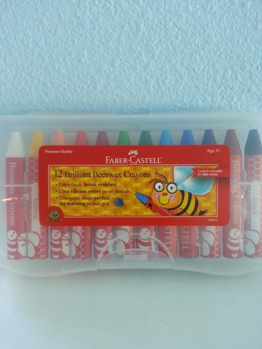 Nov 2014 Crayons