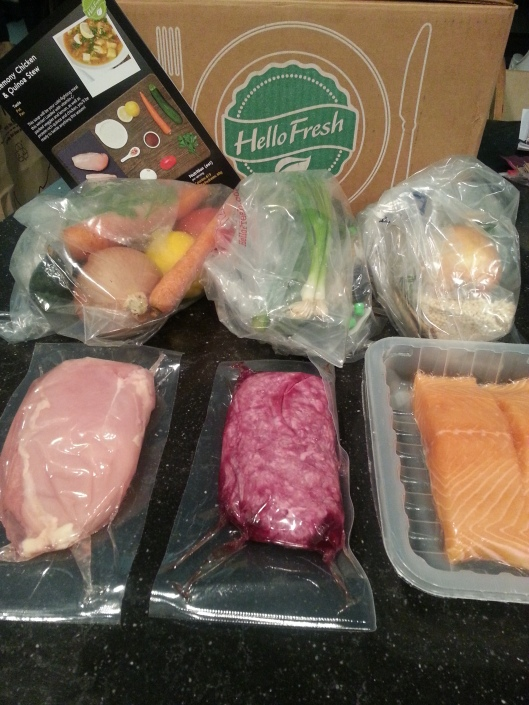 HelloFresh Whole Box